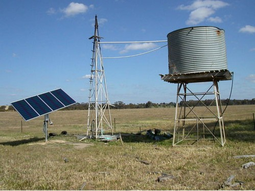 Solar Pump for Agriculture Irrigation